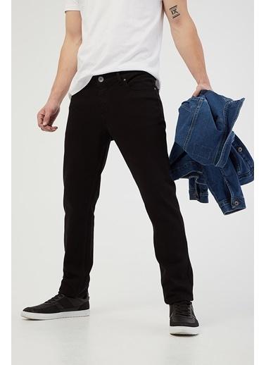Modaset Slim Fit Jean Pantolon Siyah Siyah